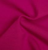by Poppy designed for you GOTS Jersey Uni / Effen Fuchsia