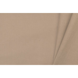 by Poppy designed for you GOTS Cotton Voile Sand