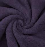Bamboe Badstof Purple Sage