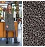 Nooteboom Textiles Crepe Jersey Print Spots