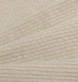 Gewassen Ribcord Stretch Light Beige