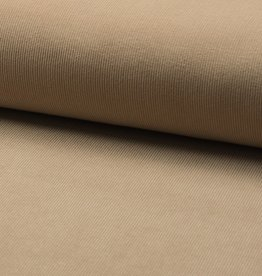Ribcord Katoen Smalle Rib Sand