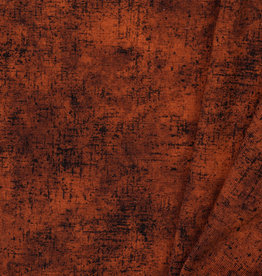 by Poppy designed for you Organic Jersey Digital Raw Texture Cognac