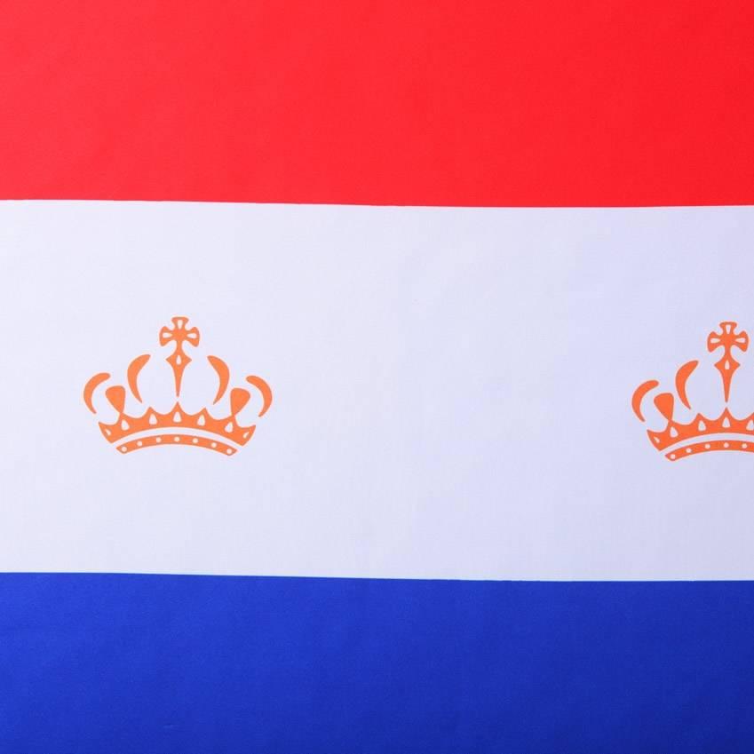 Nederlandse vlag Koningsstof