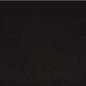 Heavy Denim/Jeans stof, zwart