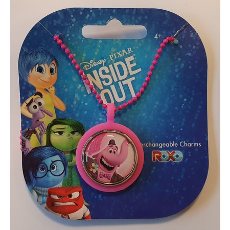 Disney Roxo inside out Ketting op kaart, roze