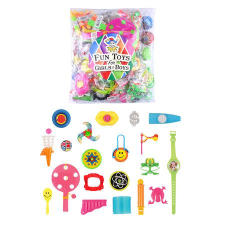 Small Toys bag 100 pcs