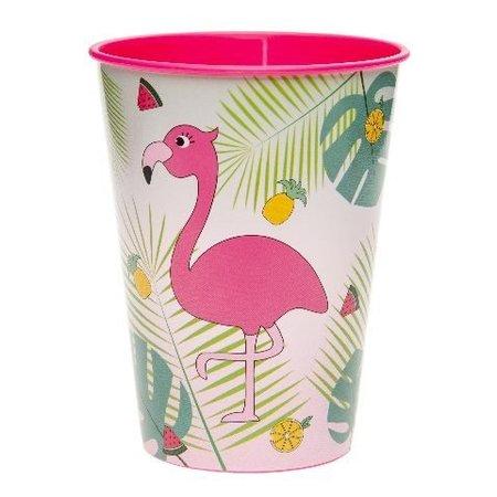 Beker, Flamingo 260ml