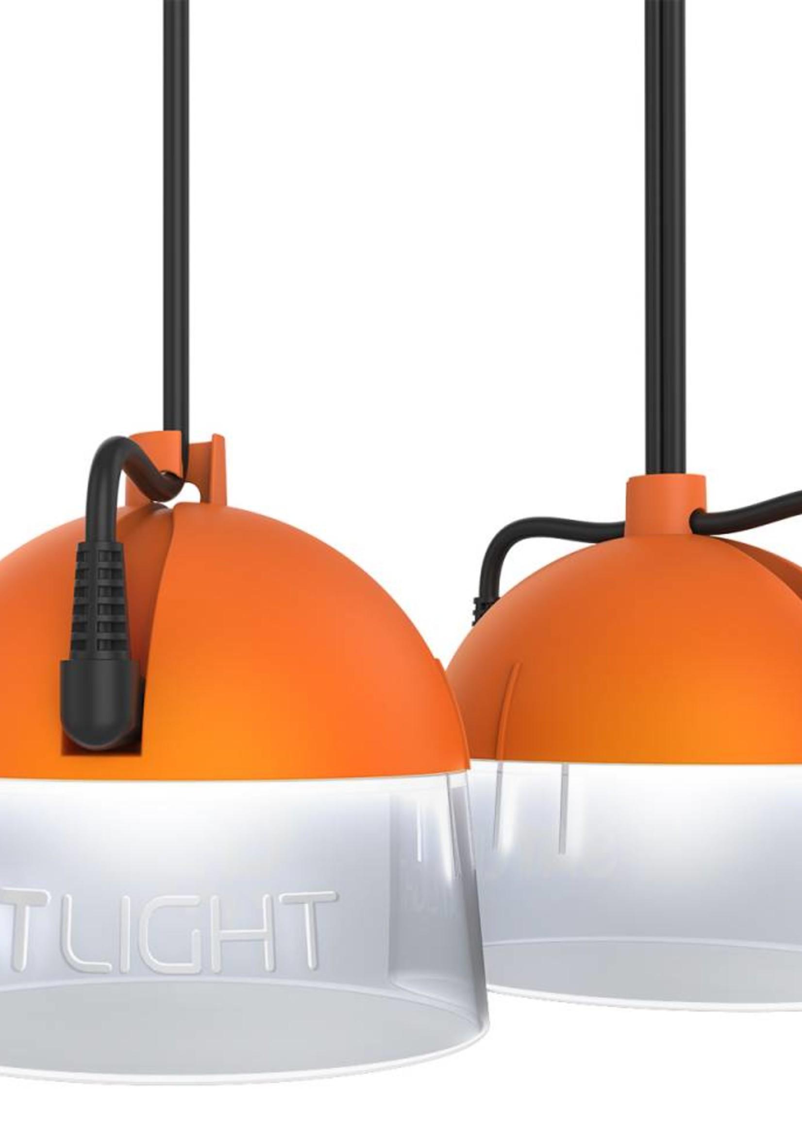 Deciwatt Gravity Light  Self powered LED lamp