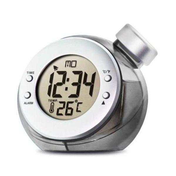H20 Power Water Clock