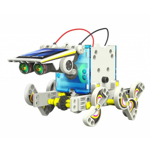 Bouwpakket Robot 14 in 1
