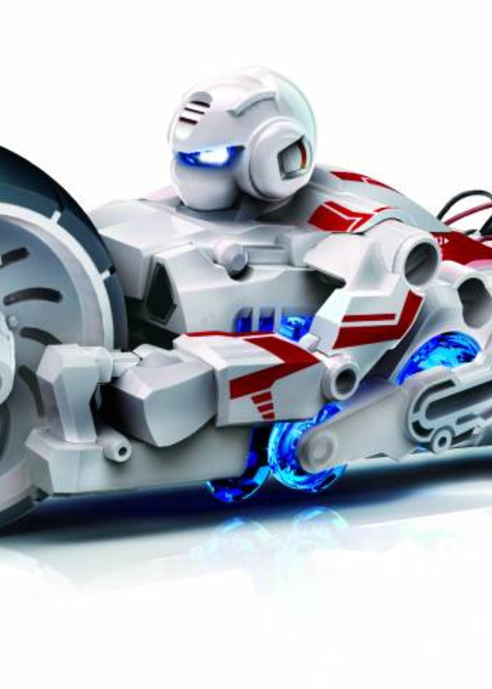 Moto fonctionnant à l'eau salé