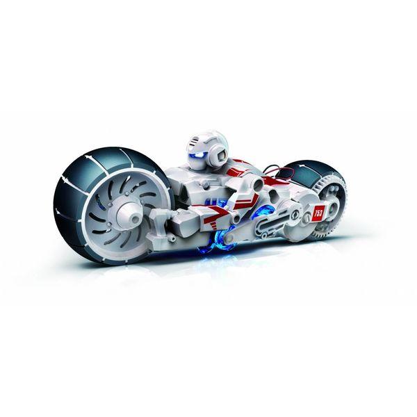 Salt water powered motorcycle