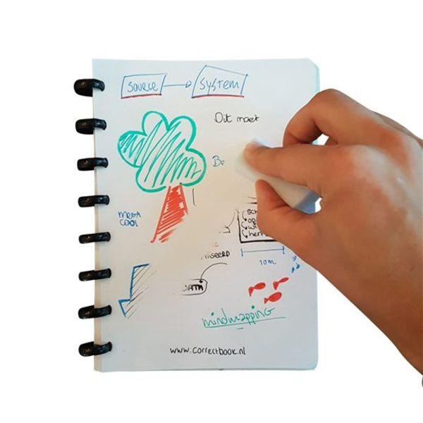 Correctbook The eternal notebook A4