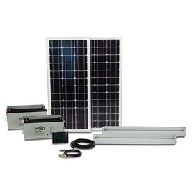 Phaesun Off grid kit