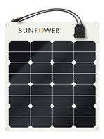 Phaesun Solar Module Sunpower SPR-E-Flex 50
