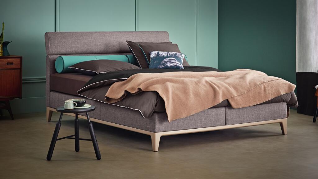 Slaapkamer Bedden Auping.Auping Boxsprings Beste Ventilatie Heerlijk Comfort Beds Bedding