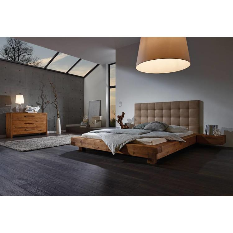 Hasena Oak-Wild Bed