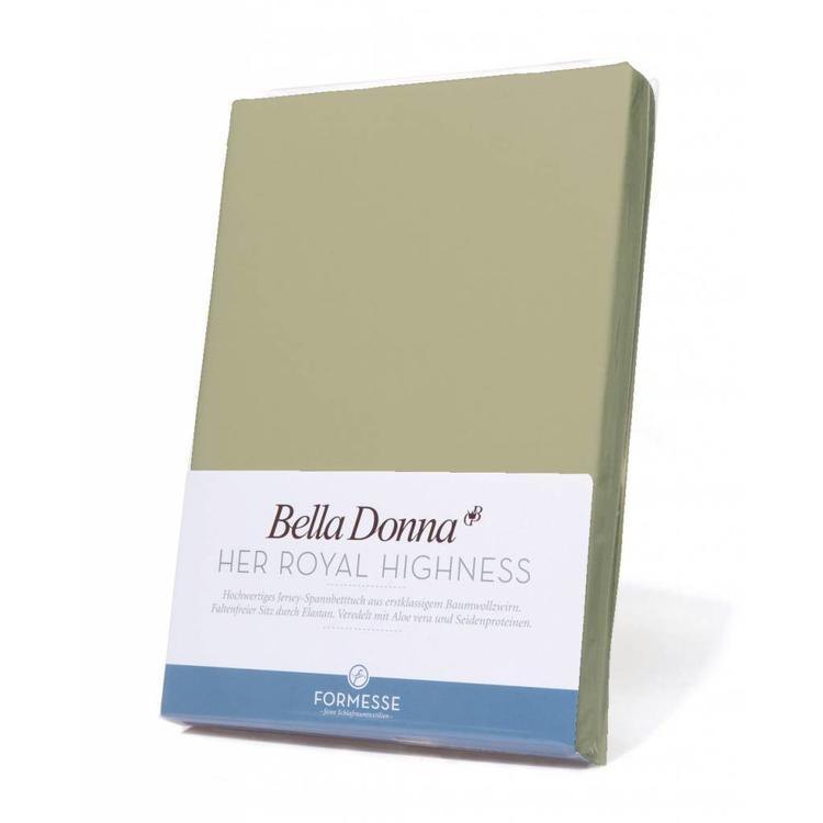 Formesse Bella Donna Jersey Hoeslaken - Pistache
