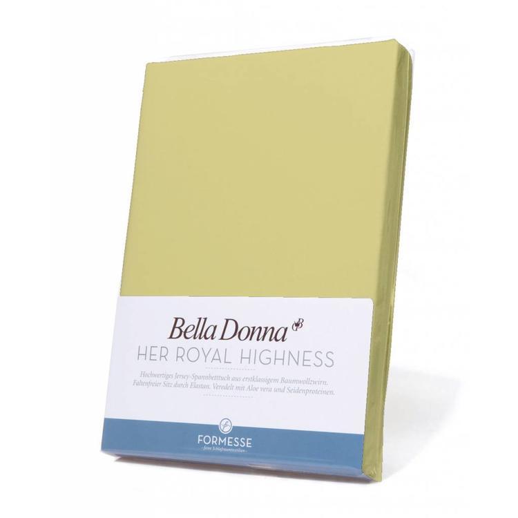 Formesse Bella Donna Jersey Hoeslaken - Limoen