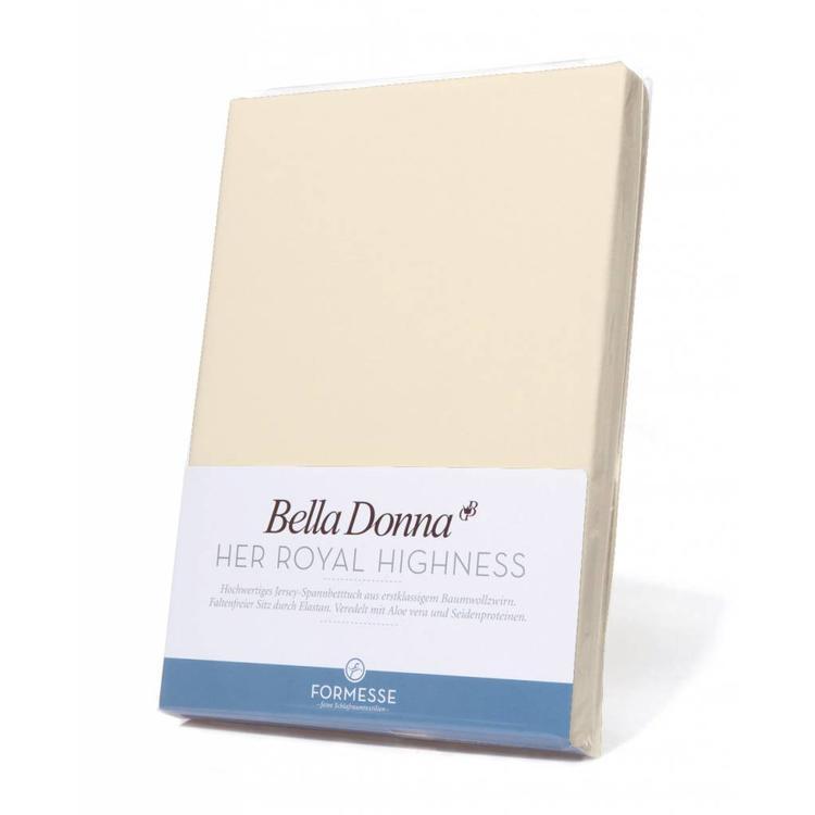 Formesse Bella Donna Jersey Hoeslaken - Natuur