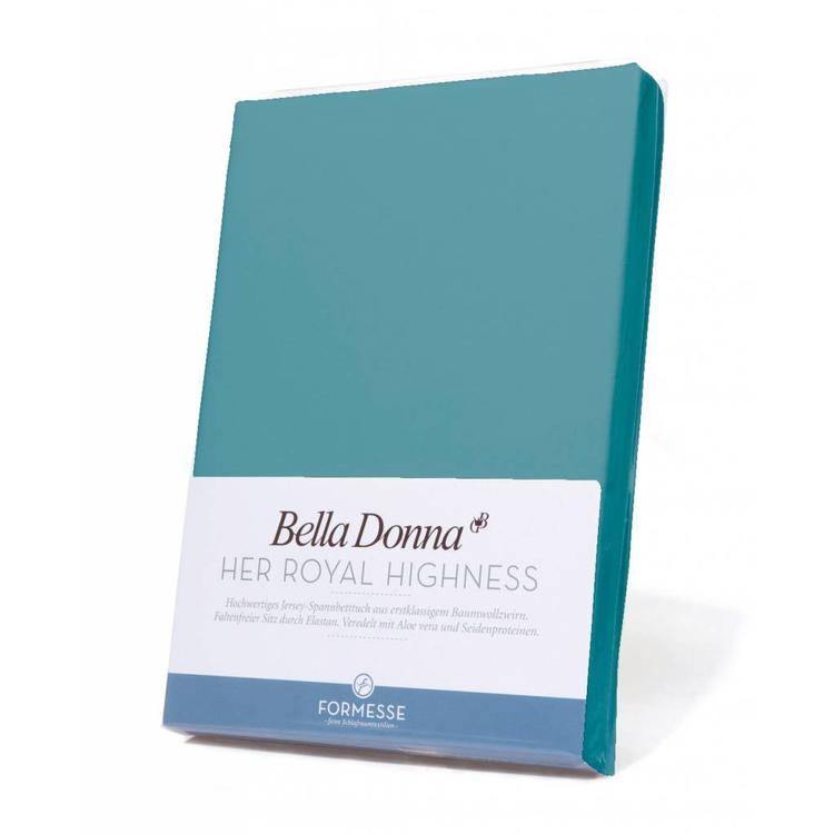 Formesse Bella Donna Jersey Hoeslaken - Arctisch Blauw