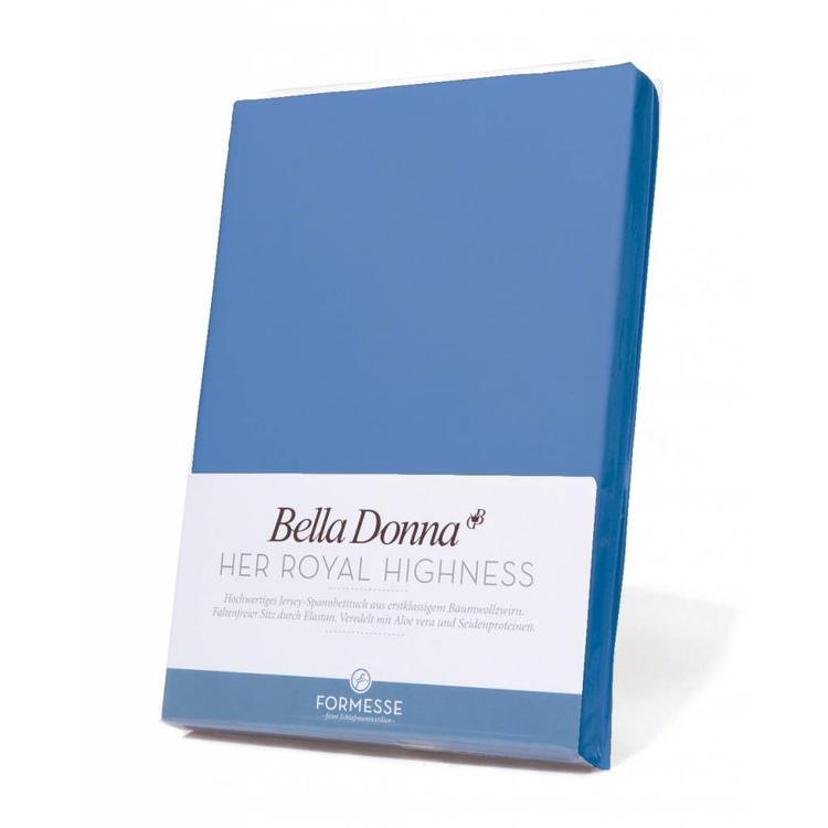 Formesse Bella Donna Jersey Hoeslaken - Azuur