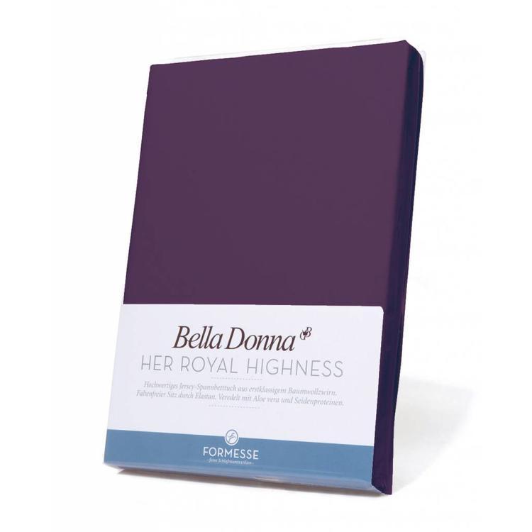 Formesse Bella Donna Jersey Hoeslaken - Braambes