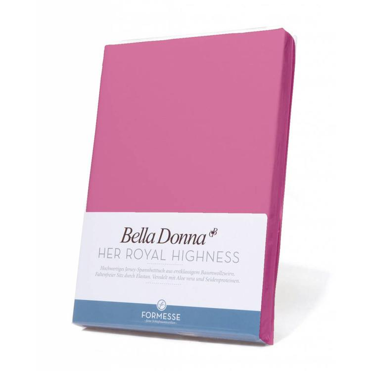 Formesse Bella Donna Jersey Hoeslaken - Flamingo