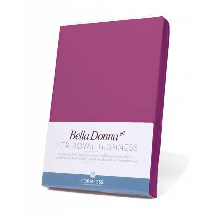 Formesse Bella Donna Jersey Hoeslaken - Fuchsia