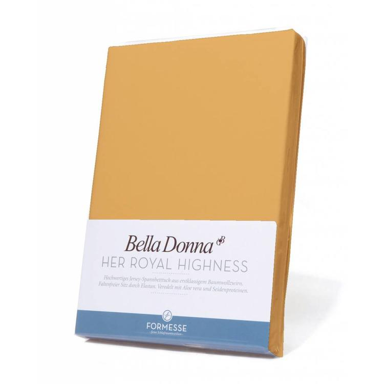 Formesse Bella Donna Jersey Hoeslaken - Saffraan