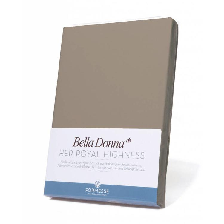 Formesse Bella Donna Jersey Hoeslaken - Muskaat