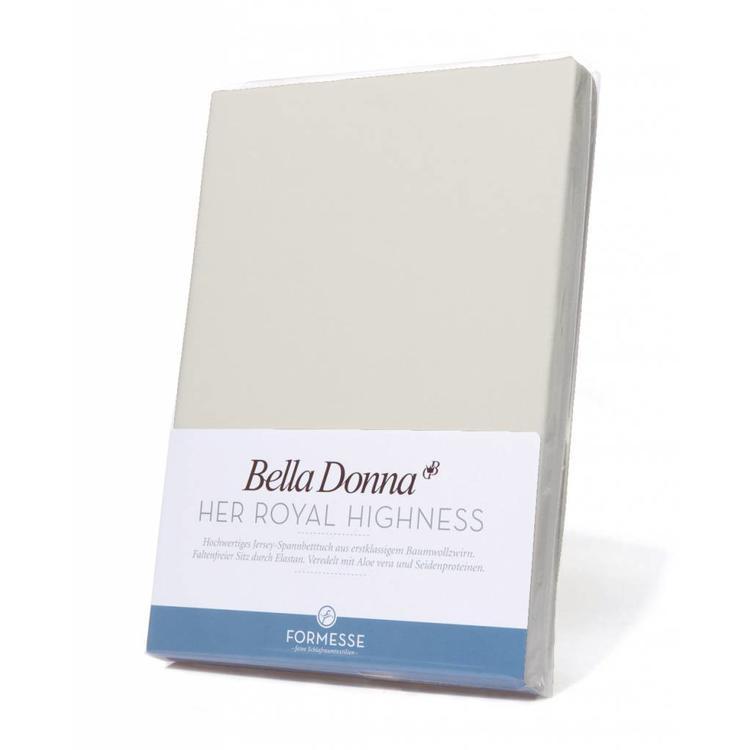 Formesse Bella Donna Jersey Hoeslaken - Linnen