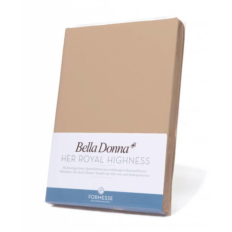 Formesse Bella Donna Jersey Hoeslaken - Champignon