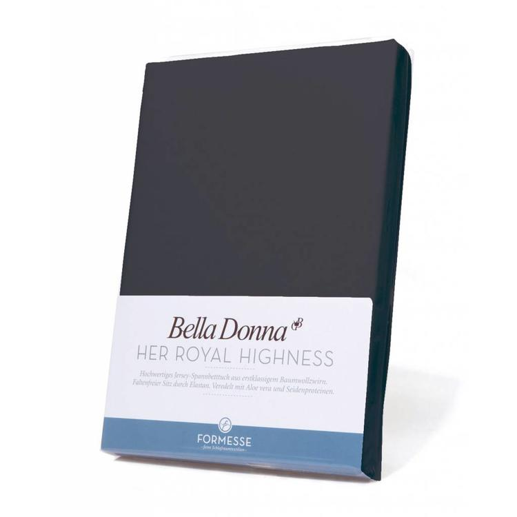 Formesse Bella Donna Jersey Hoeslaken - Antraciet