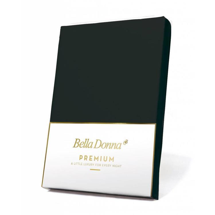 Formesse Bella Donna Premium Jersey Hoeslaken - Zwart