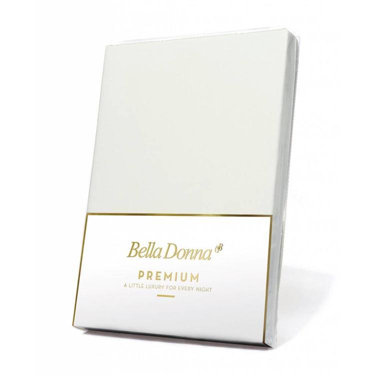 Formesse Bella Donna Premium Jersey Hoeslaken - Wolwit