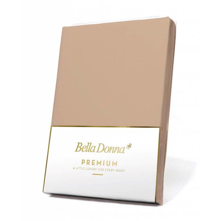 Formesse Bella Donna Premium Jersey Hoeslaken - Champignon