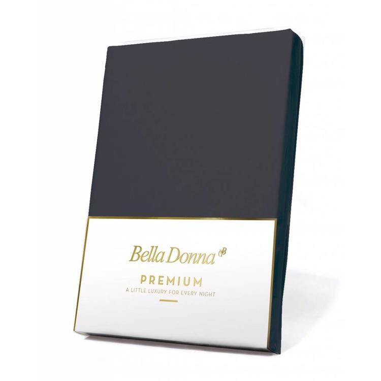 Formesse Bella Donna Premium Jersey Hoeslaken - Antraciet