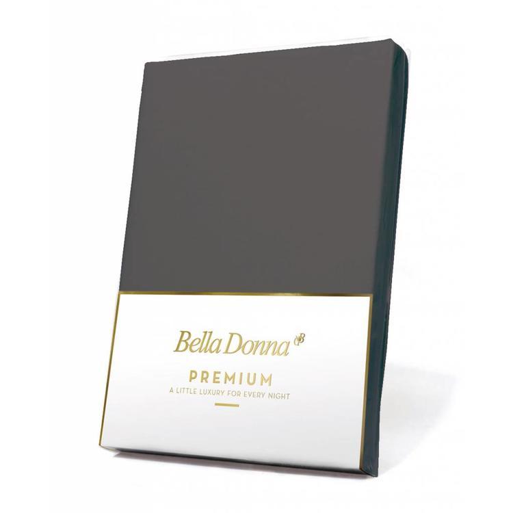 Formesse Bella Donna Premium Jersey Hoeslaken - Lichtantraciet