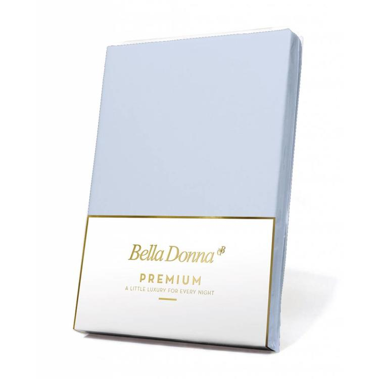Formesse Bella Donna Premium Jersey Hoeslaken - Hemelsblauw