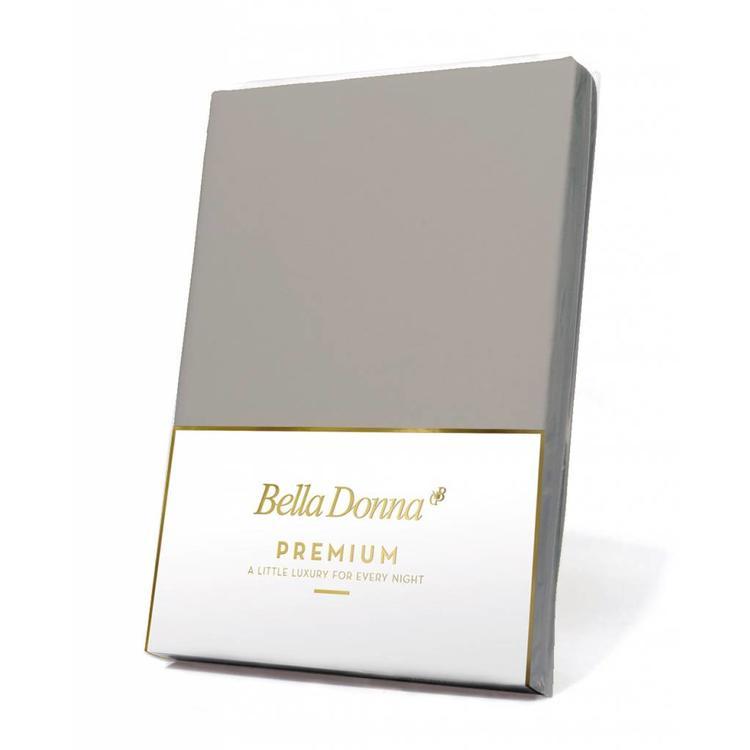 Formesse Bella Donna Premium Jersey Hoeslaken - Grijs