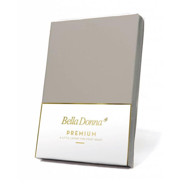 Formesse Bella Donna Premium Jersey Hoeslaken - Parelgrijs