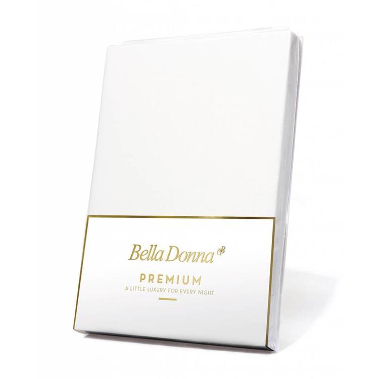 Formesse Bella Donna Premium Jersey Hoeslaken - Wit