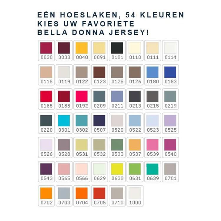 Formesse Bella Donna Alto Hoeslaken - Blauwgrijs