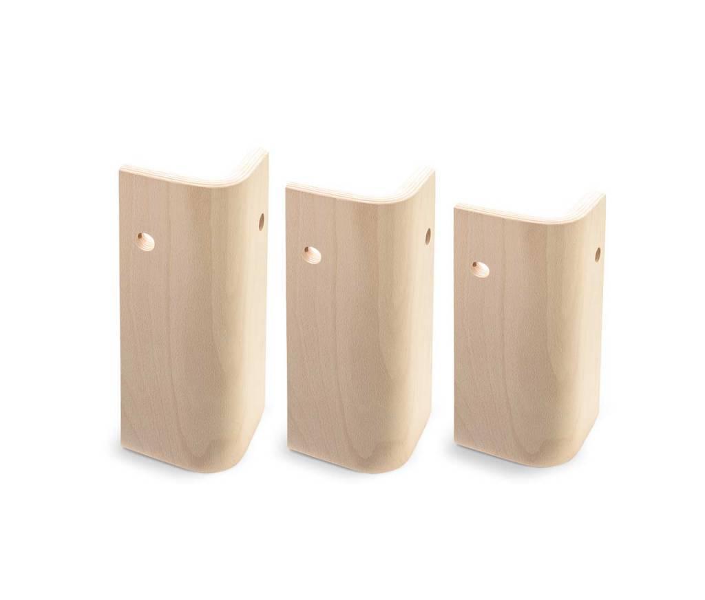 Goede Auping Auronde Poten - Vervangingsset - Beds & Bedding RV-38