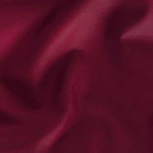 Dommelin Katoen Percal Uni Hoeslaken - Rosso
