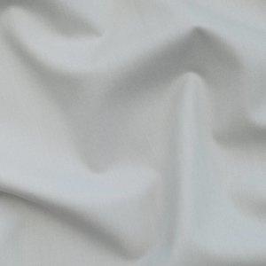 Dommelin Katoen Percal Uni Hoeslaken - Zilver