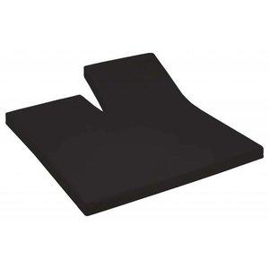 Damai Multiform Split-topperhoeslaken - Zwart