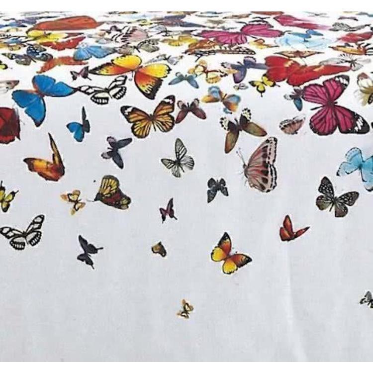 Dommelin Butterfly Dekbedovertrek Multi-color